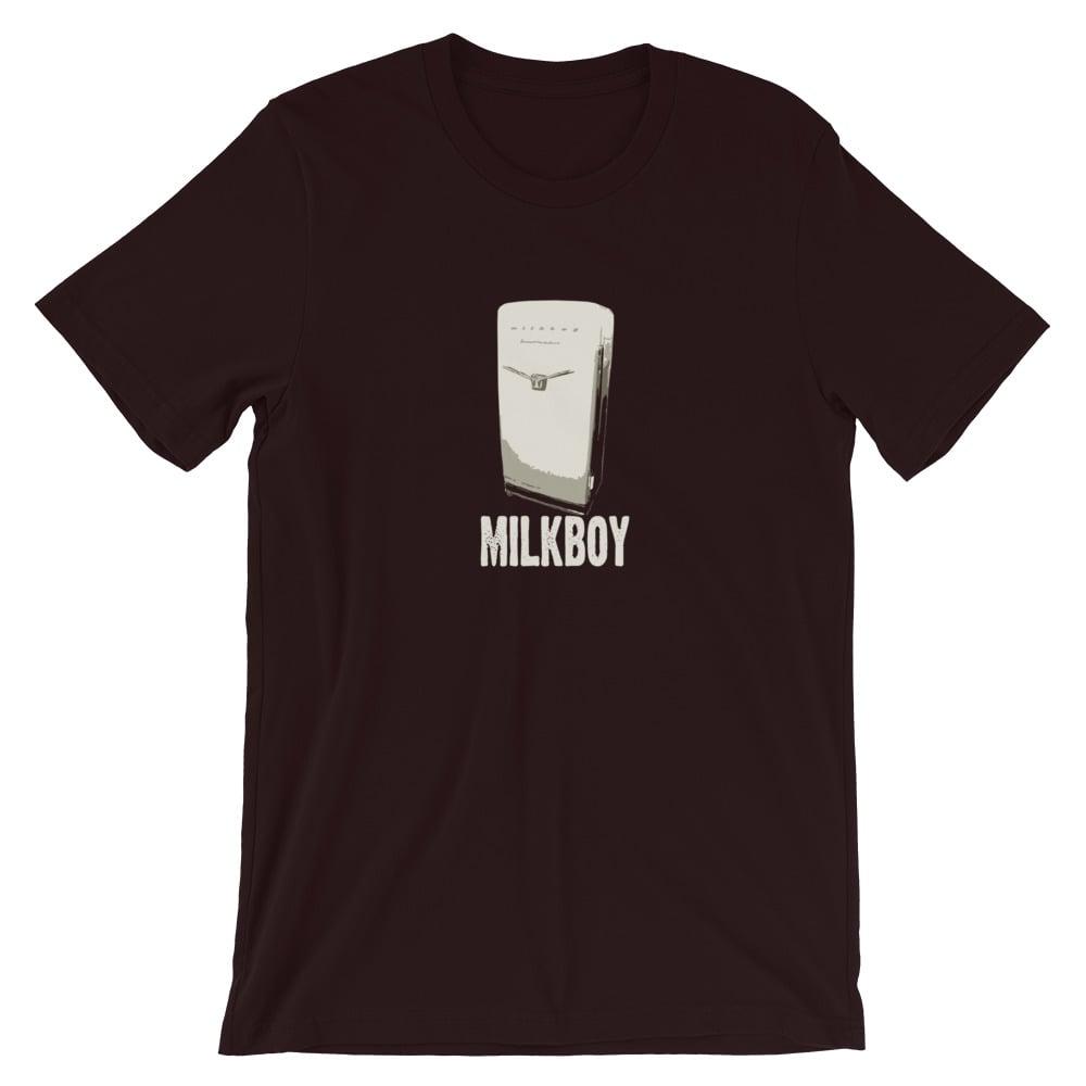 Image of MilkBoy Fridge Oxblood Tee