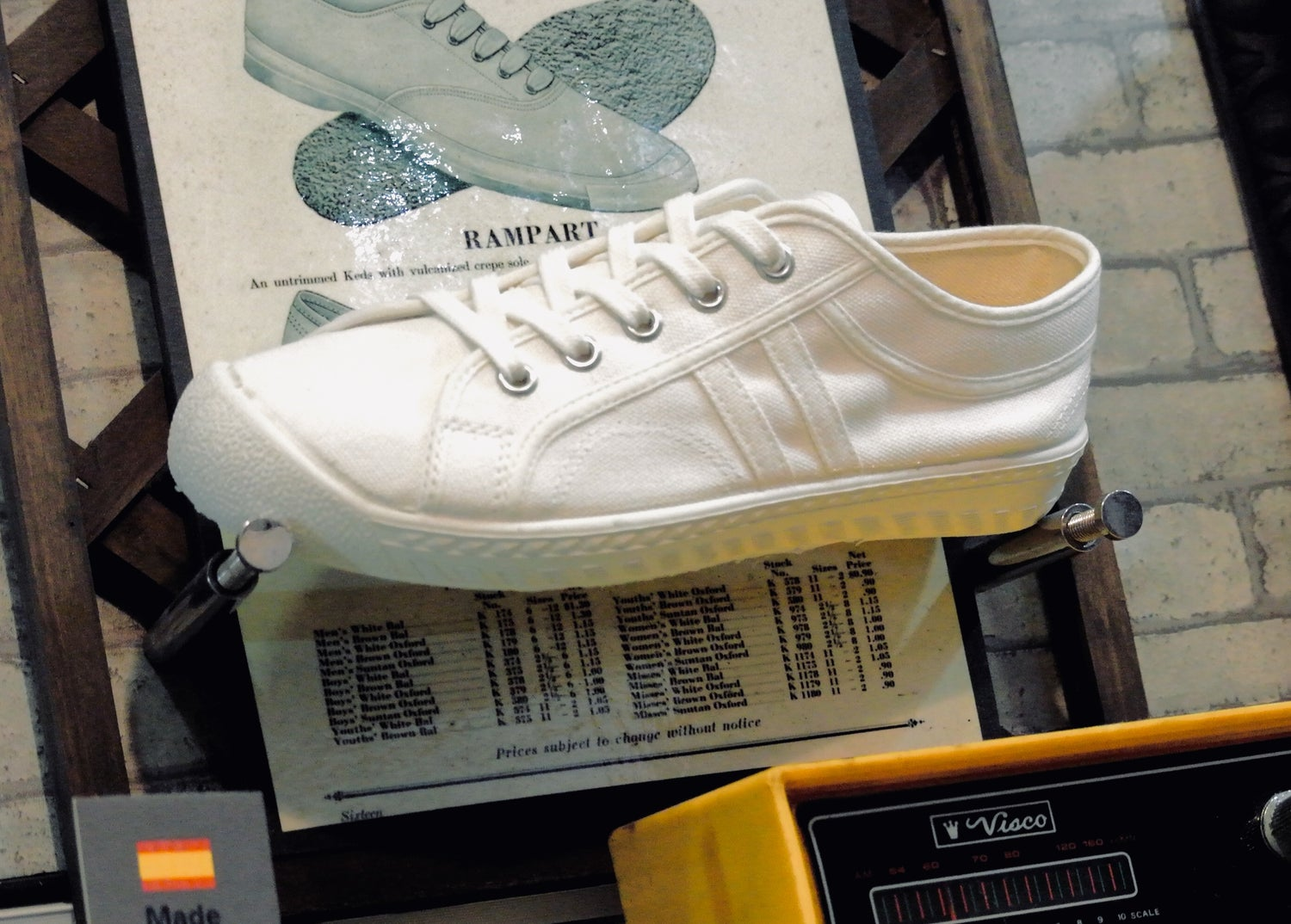 Image of Inn-stant Slovakian lo top sneaker shoes made in slovakia