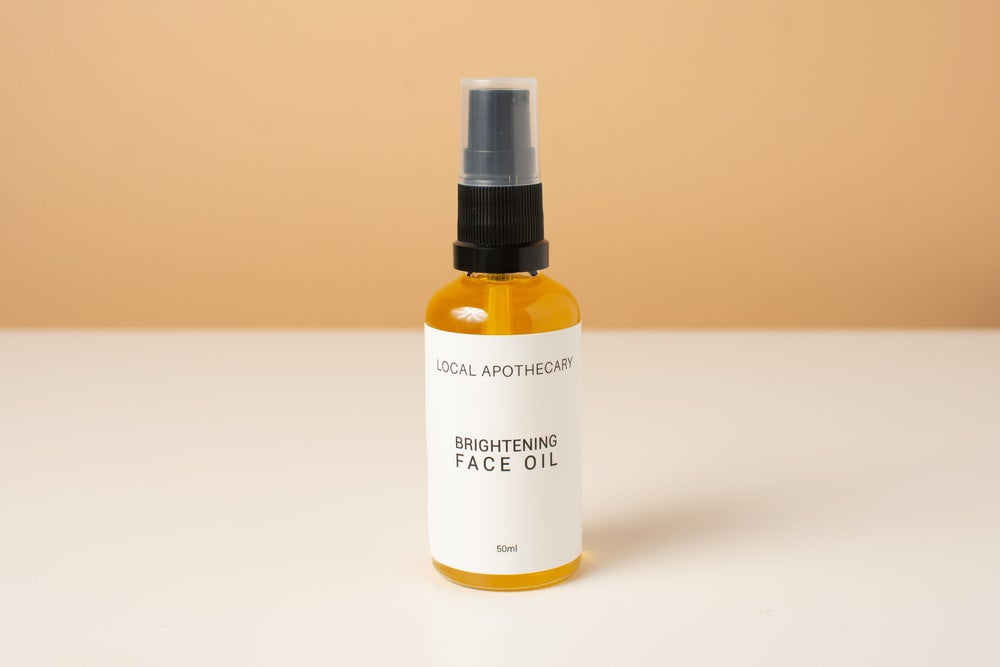 Image of Brightening Face Oil