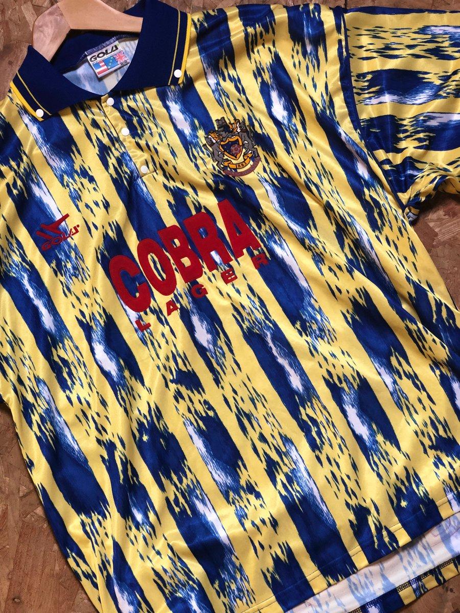 Image of Replica 1991/92 Gola Away Shirt