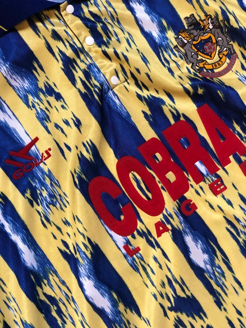 Image of Replica 1991/92 Gola Away Shirt