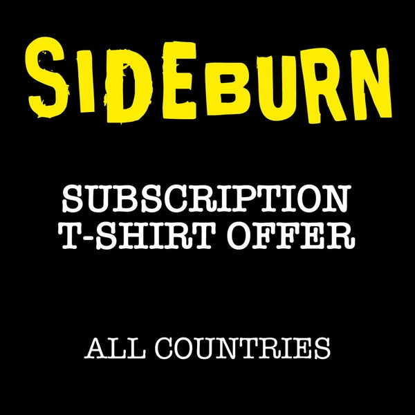 Image of ONE-YEAR subscription T-shirt Offer