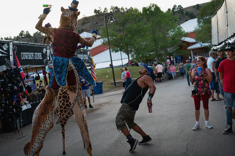 Image of Dancing Giraffe (Episode #11)