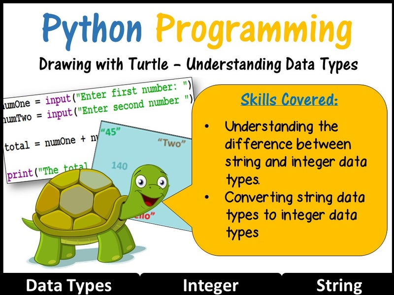 Python Programming | Computer Creations Ltd
