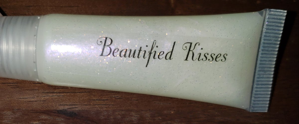 Image of Beautified Kisses Lip Gloss - So Icy Tube
