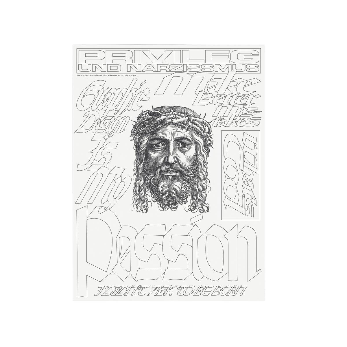 """Image of Magazine """"Privileg & Narzissmus – Passion"""""""