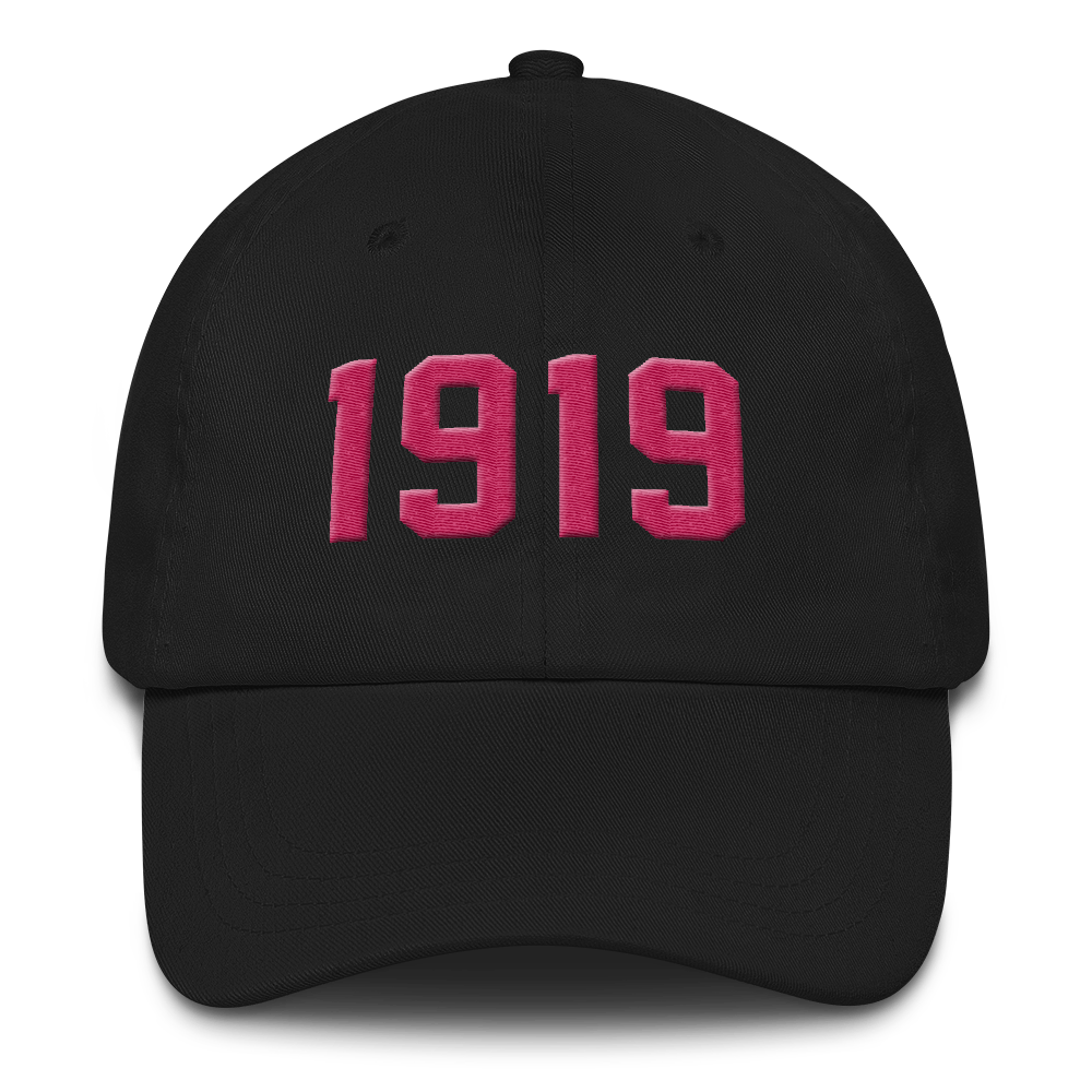 Image of 1919 DAD HAT PINK