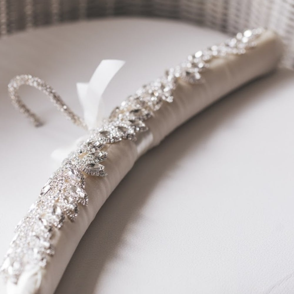 """""""Crystal"""" Bling Hanger ( available in other colors)"""