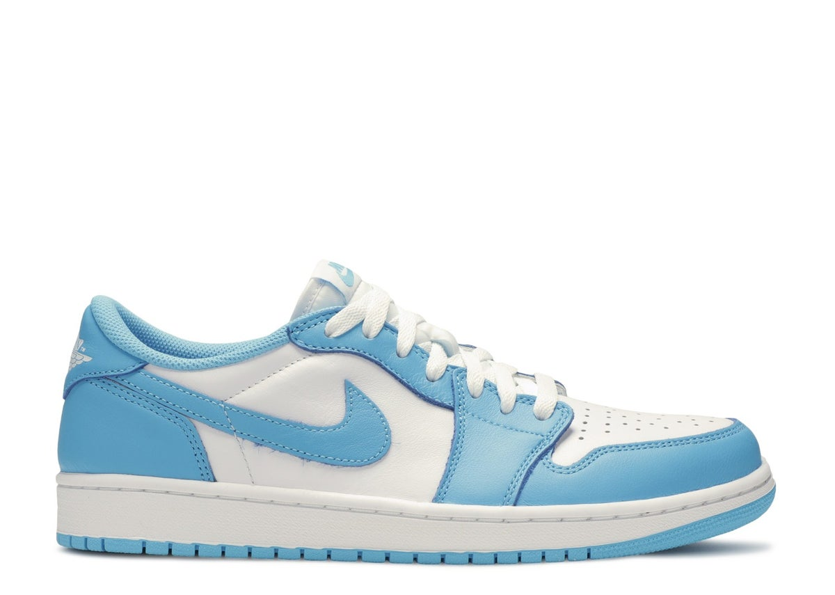 "Image of Nike sb x Jordan 1 Low ""UNC"""