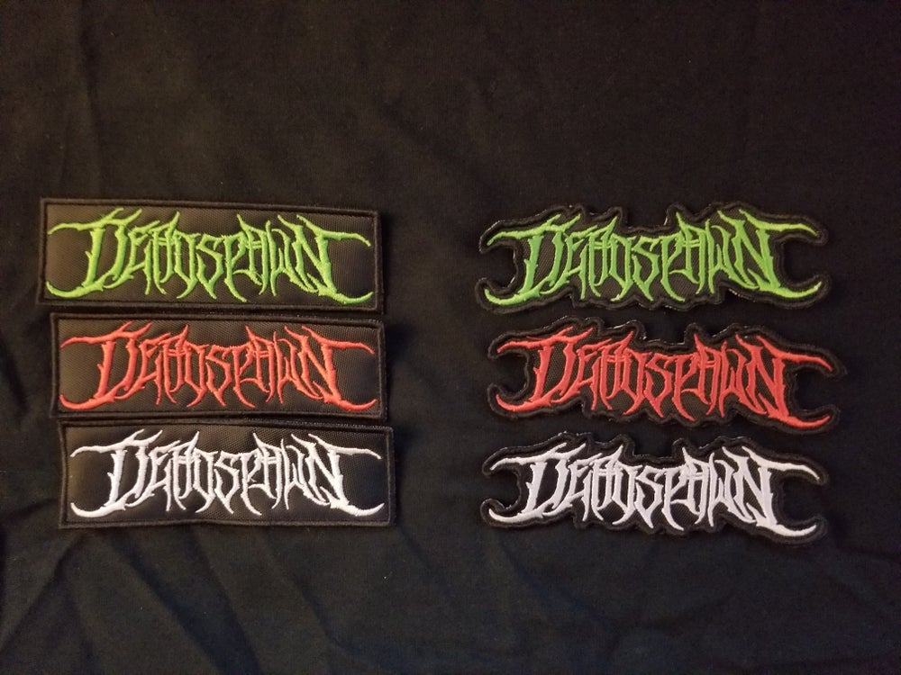 Image of Patch - Deadspawn Logo