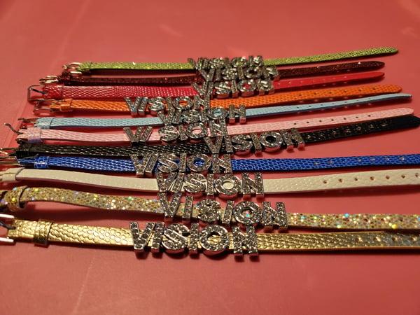 Image of PPVD  Bracelets - Vision