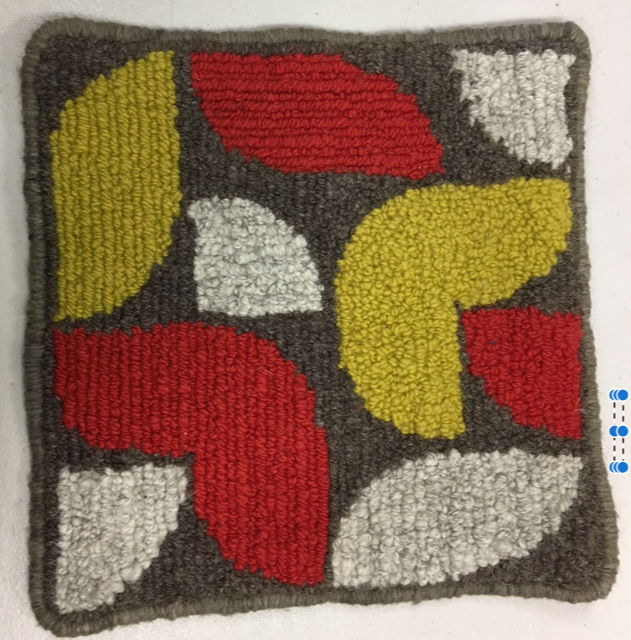 Image of RUG MAKING with Martha Birch Sunday September 29th 11am - 4pm