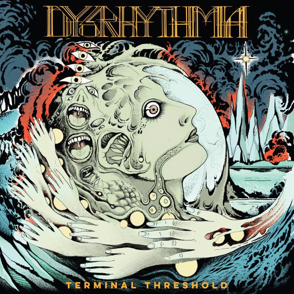 Image of Dysrhythmia - Terminal Threshold CD *Preorder