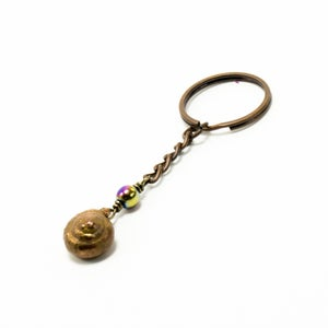 Image of Copper Specimen Keychain