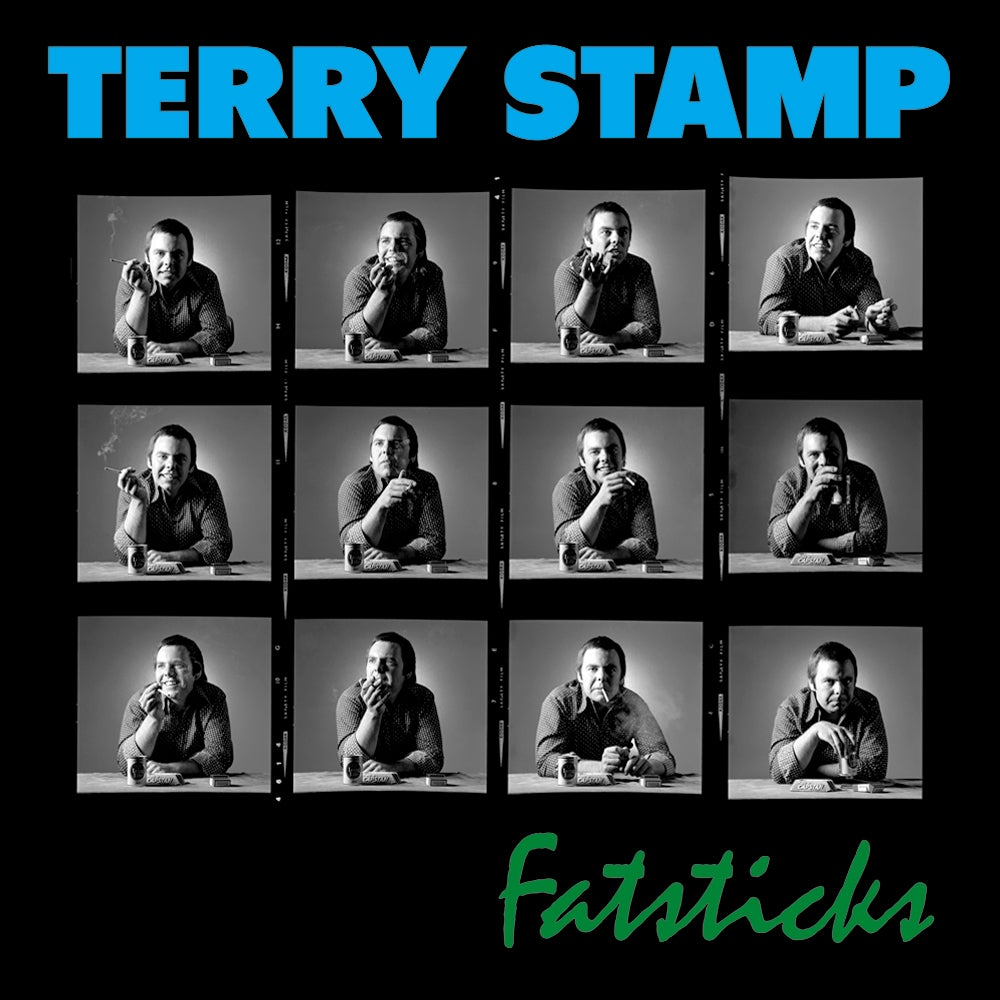 "Image of TERRY STAMP ""Fatsticks"" LP JAW041"