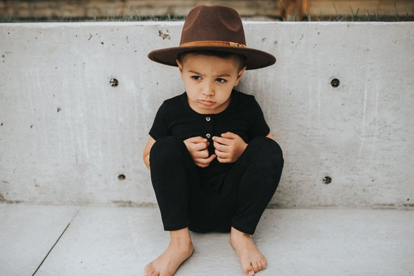 Image of Flat Brim Hat