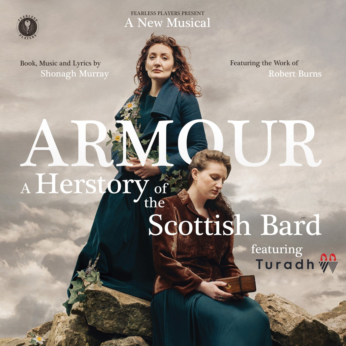 Image of Armour: A Herstory of the Scottish Bard CD