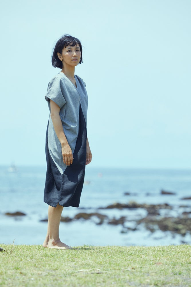 Image of repeat onepiece / Japan Linen / M