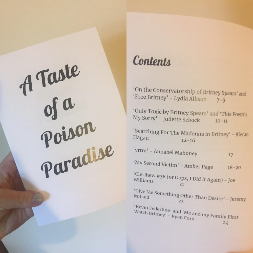 Image of A Taste of a Poison Paradise