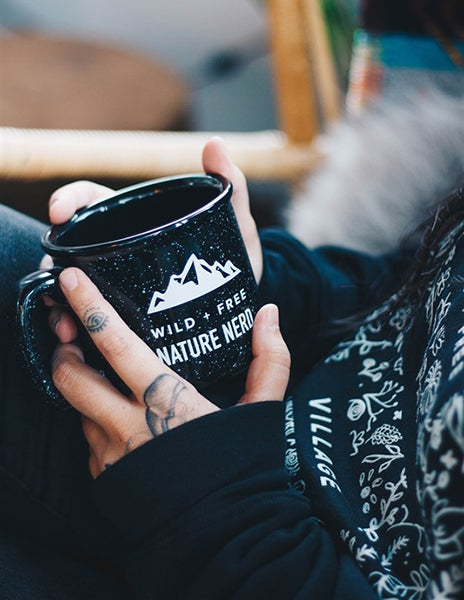 Image of Nature Nerd Mug