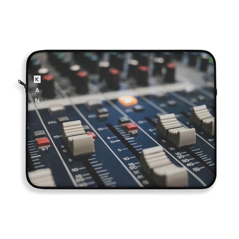 Image of KAN Mixing Desk Laptop Case