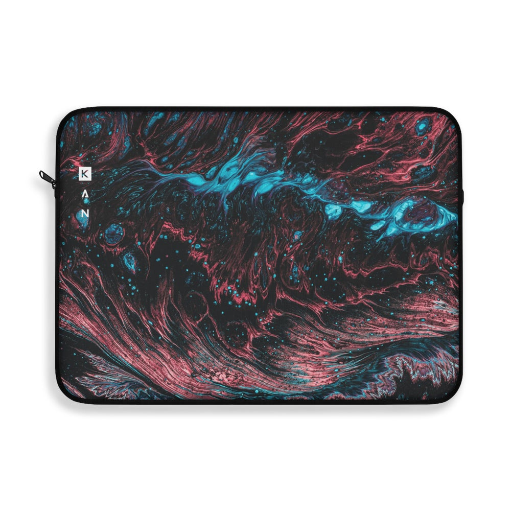 Image of KAN Abstract Laptop Sleeve