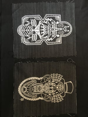 Image of Deno Back Patch