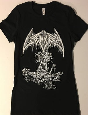 "Image of Crematory "" Exploding Chest "" T shirt"