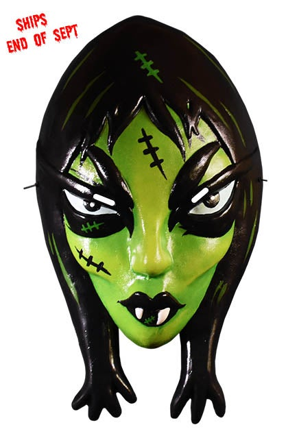Image of GHOULENA - VACUFORM MASK - Ships out end of septemboo