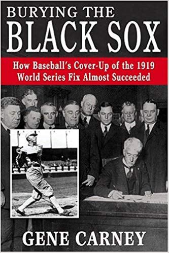 Image of Burying the Black Sox book