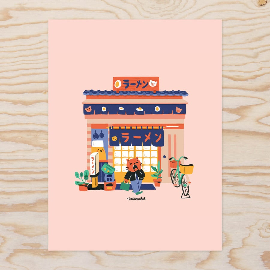 Image of Ramen Shop