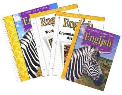 Image of 5th Grade- Houghton MIfflin English
