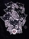 Catwoman 5x5 Vinyl Slaps w/Matte Satin Finish