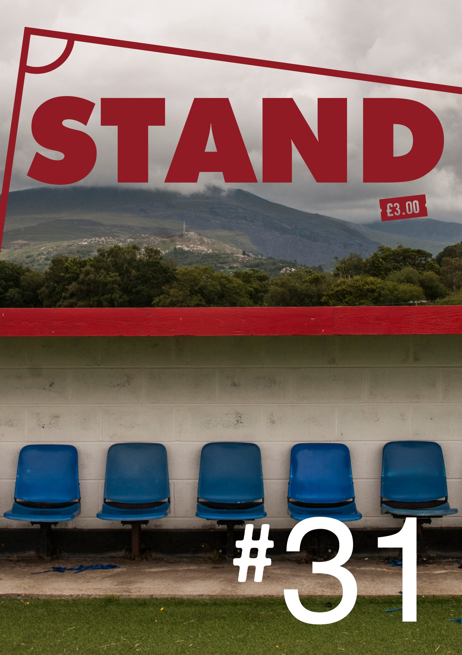 Image of STAND - Issue 31