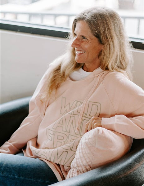 Image of Wild And Free Mama Hoodie