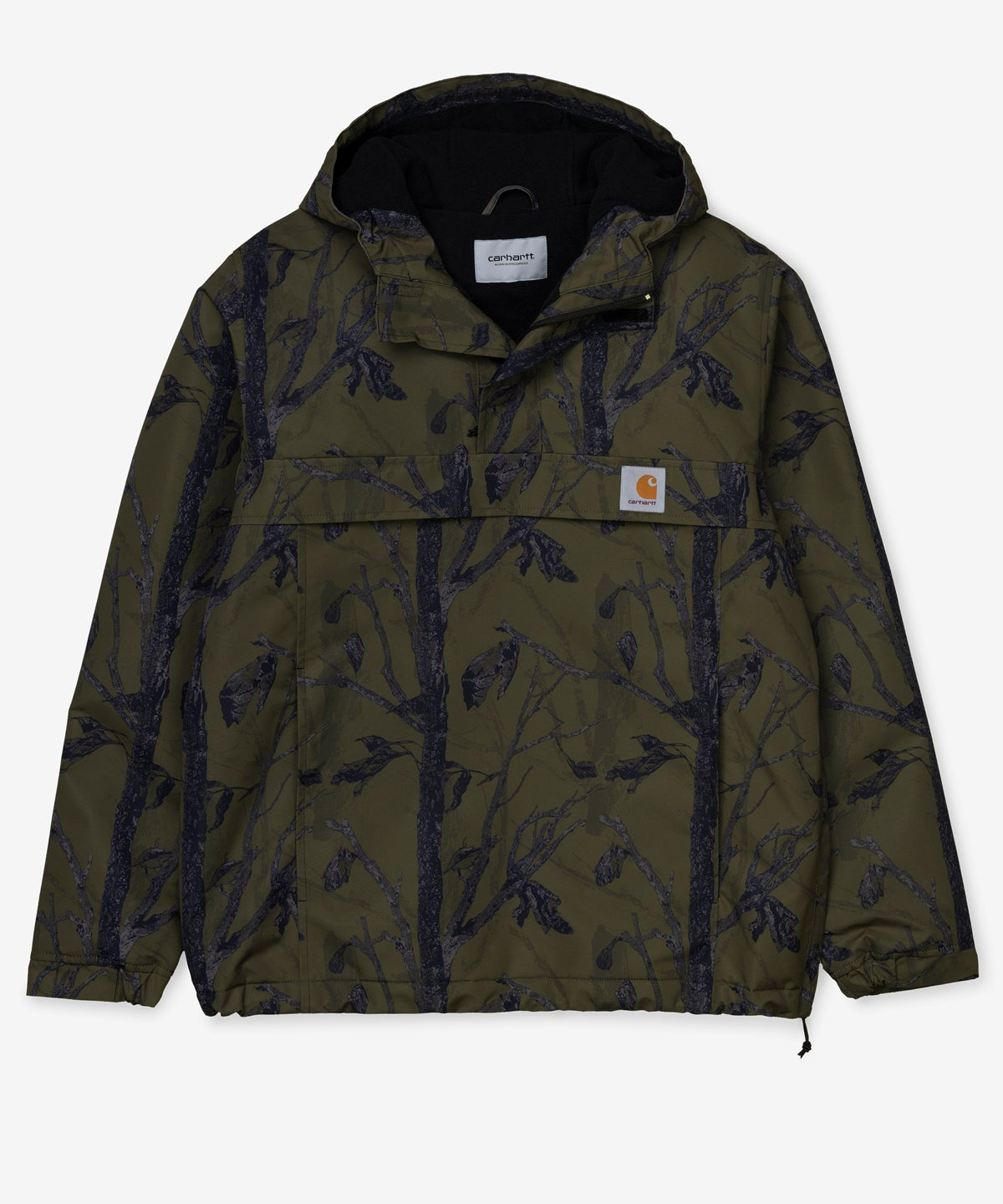Image of CARHARTT WIP_NIMBUS JACKET :::GREEN TREE CAMO:::
