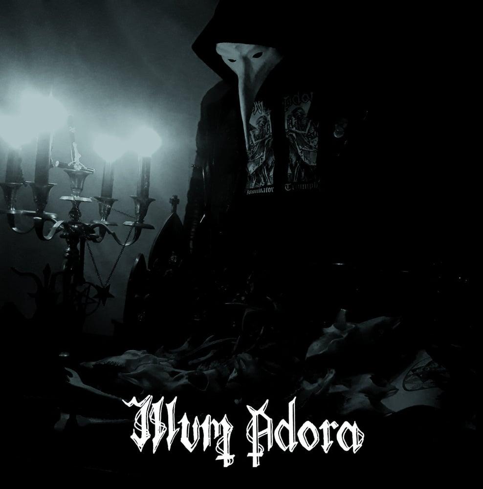 """Image of ILLUM ADORA """"... of serpentine forces"""" LP"""