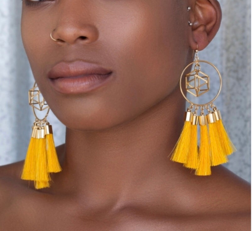Image of The Camille earring