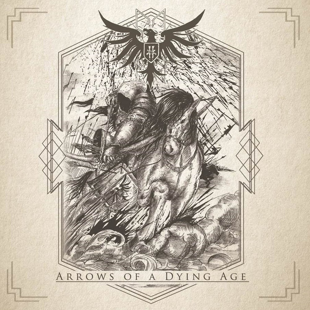 "Image of FIN ""Arrows Of A Dying Age"" LP"