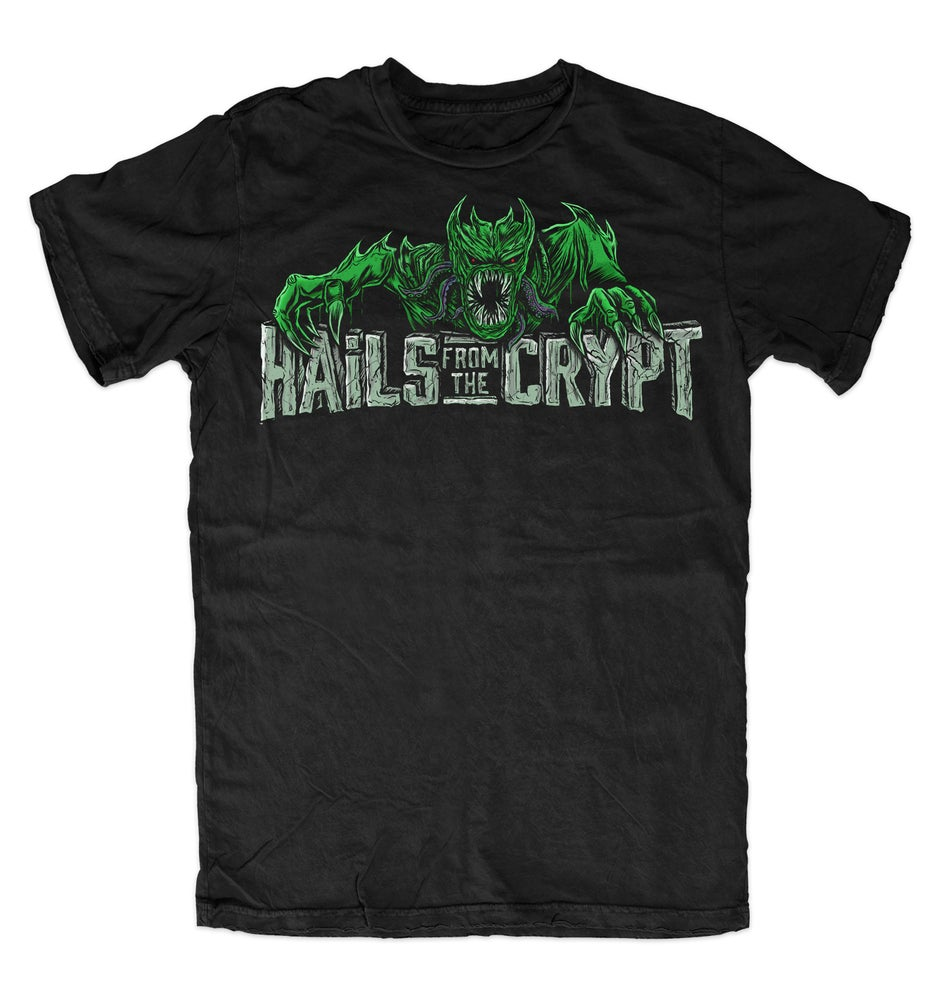 Image of Official Hails From The Crypt Shirt