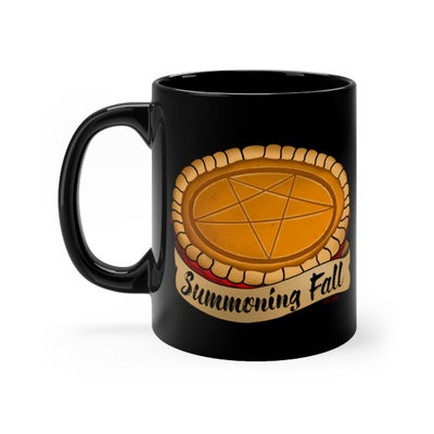 Image of Summoning Fall Mug