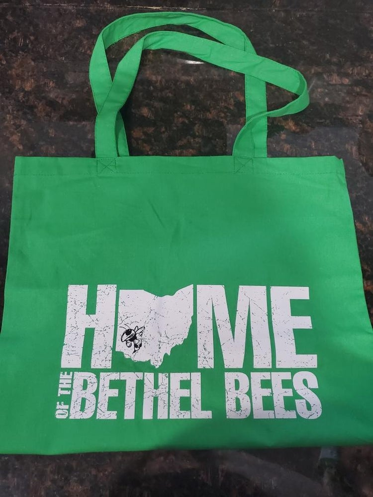 Image of Home of the Bees Tote NEW