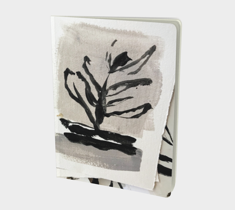 Image of Floral Notebook