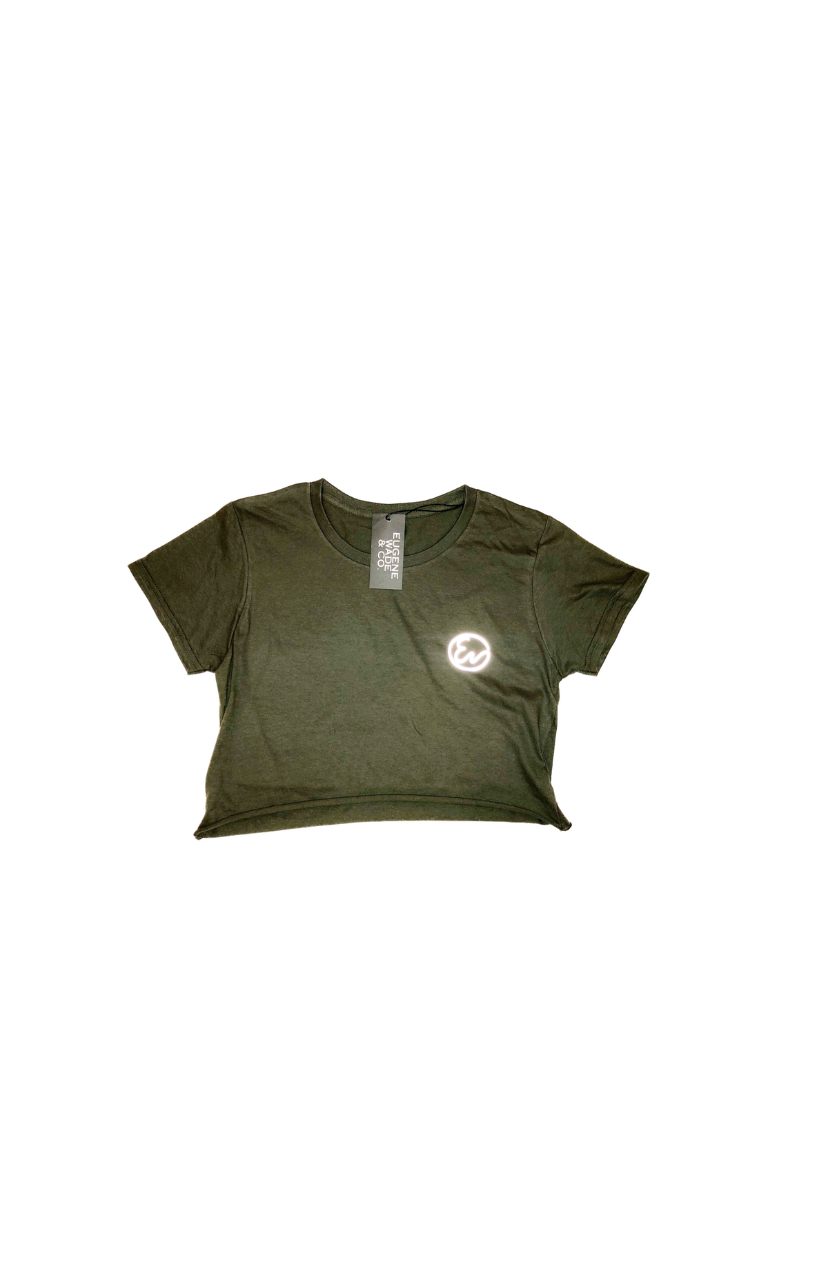 Image of OLIVE TEE