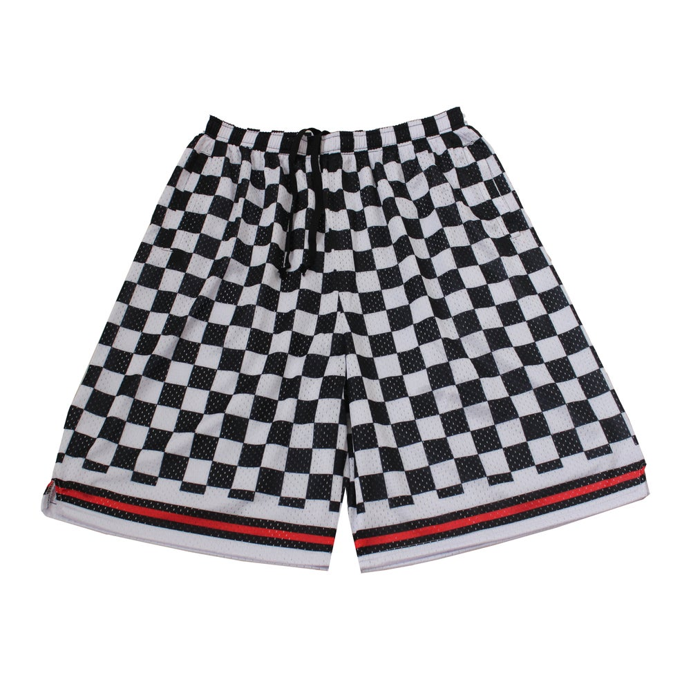 Image of Checker Shorts