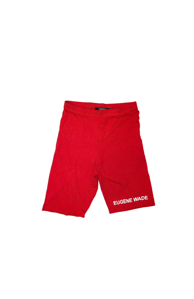 Image of CYCLING SHORTS (Red)