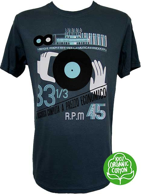 Image of New Music Frontier Tee