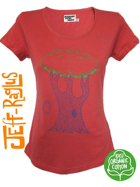 Image of Ragees Tree Tee