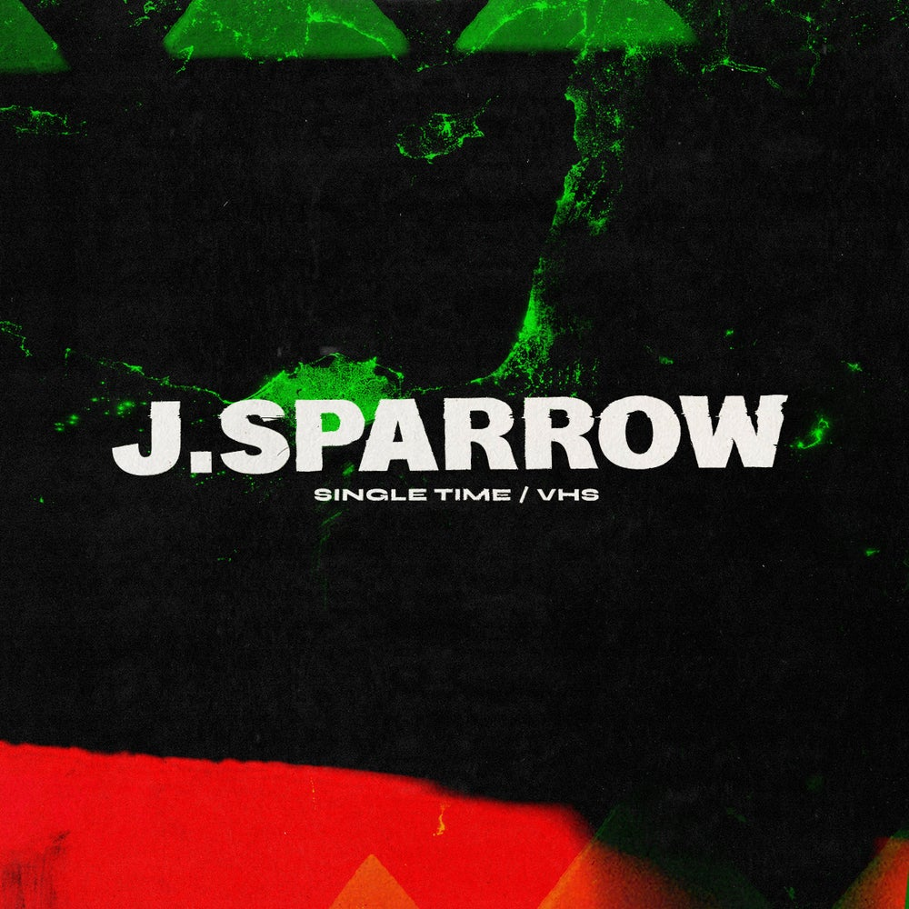 Image of COY025 | J.Sparrow - Single Time / VHS