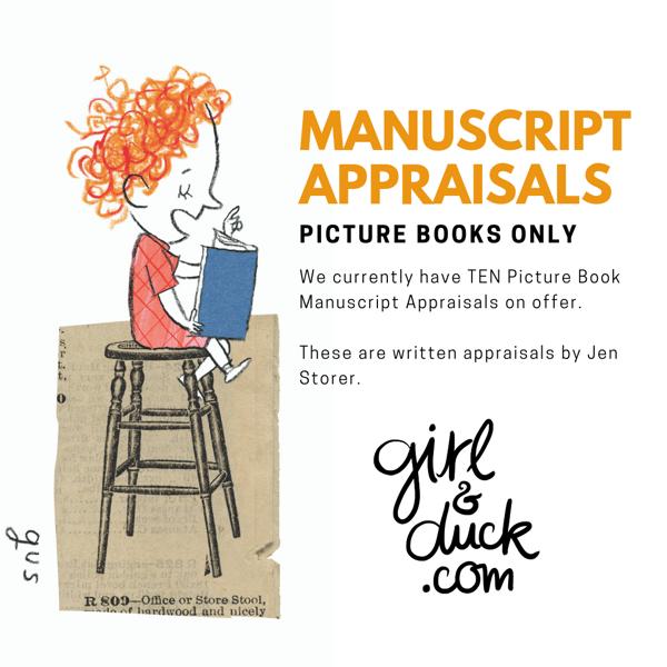 Image of Picture Book Manuscript Appraisals by Jen Storer